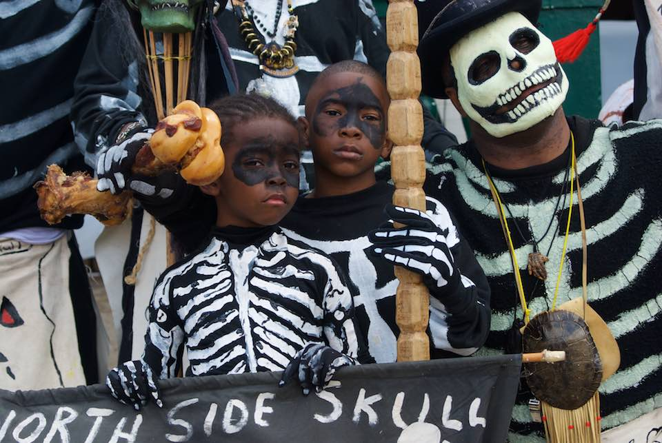 North Side Scull and Bones Gang
