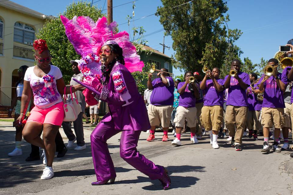 The Original Lady Pigeon Town Steppers